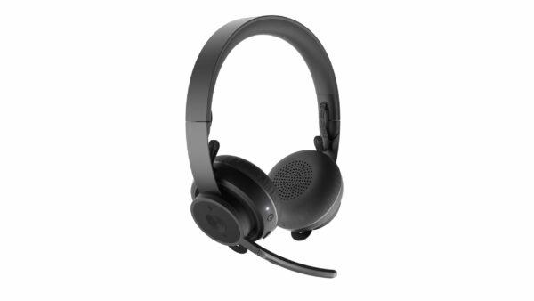 Logitech Zone Wireless Plus Headset.
