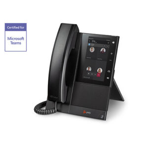 Poly CCX500 Business Media Phone.